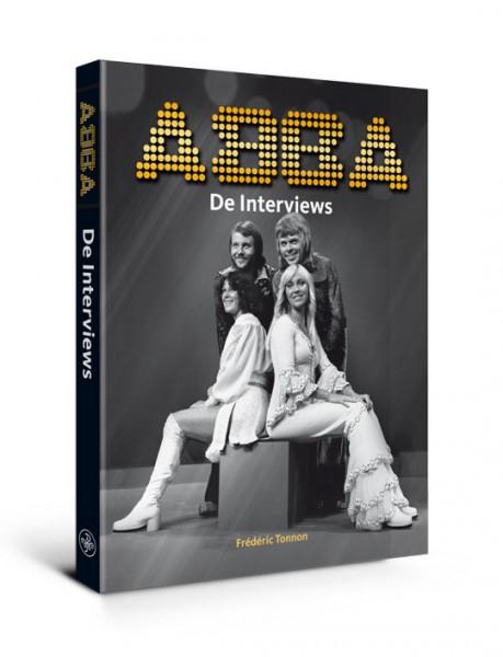 ABBA - De Interviews, door Frédéric Tonnon