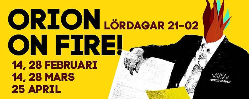 Benny Andersson im Orionteatern