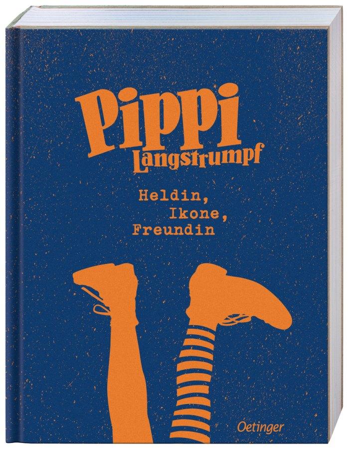 Buch über Pippi Langstrumpf