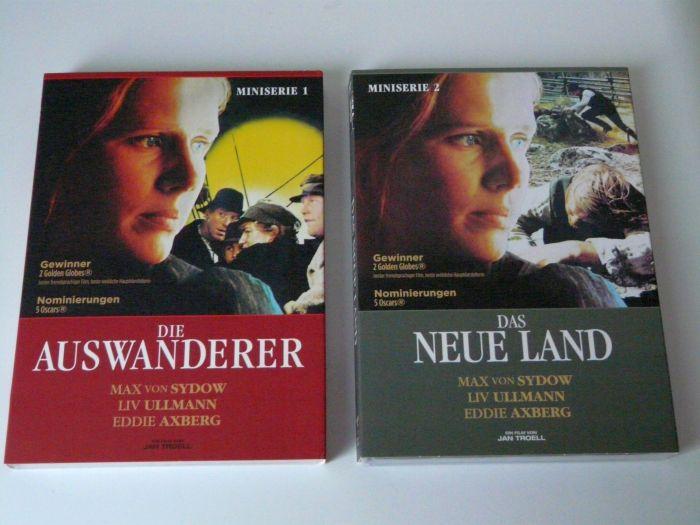 """""""Die Auswanderer"""" auf DVD"""
