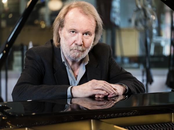 """Benny Andersson - neue CD """"Piano"""""""