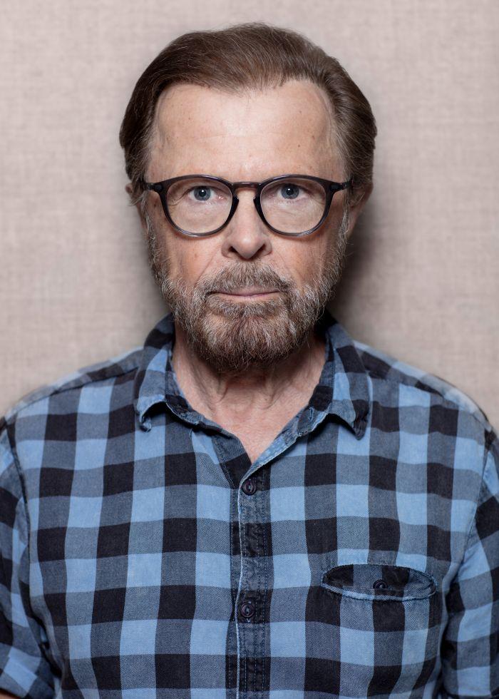Björn-Foto Teil einer Ausstellung
