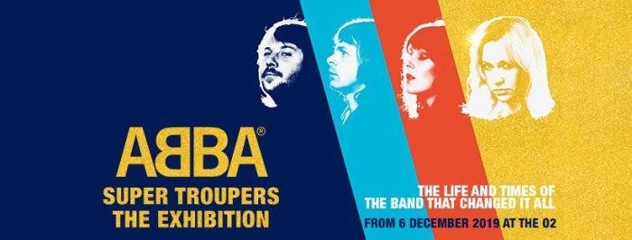 SUPER TROUPERS Ausstellung