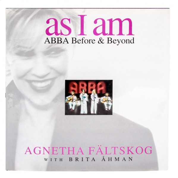 As I Am: ABBA Before and Beyond Englisch Gebundene Ausgabe