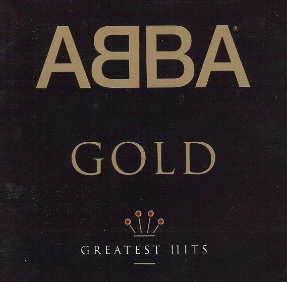 """CD und LP """"ABBA GOLD"""""""