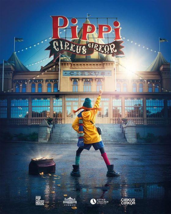 Pippi im CIRKUS