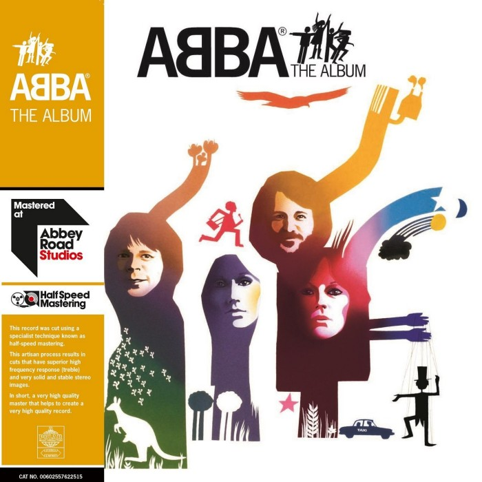 "ABBA-LP ""The Album"""