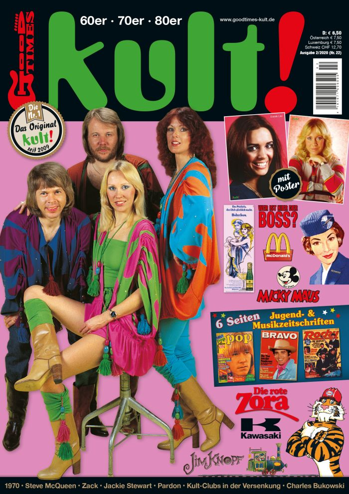 ABBA in GoodTimes kult!