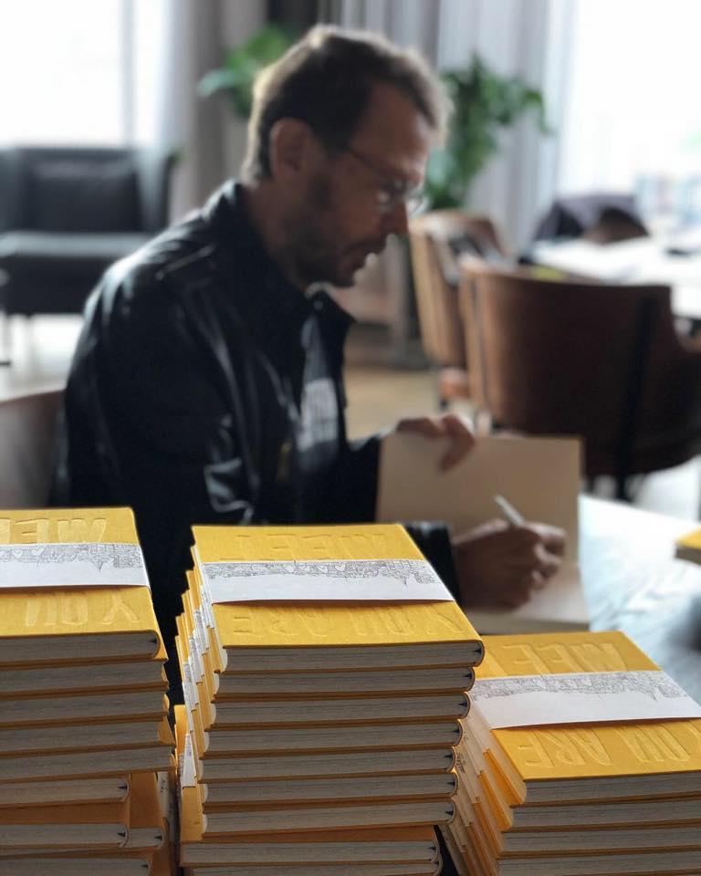 Neues Buch von Björn Ulvaeus