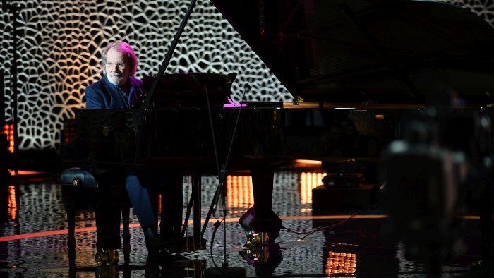 Aktualisiert: Benny beim Deutschen Radiopreis
