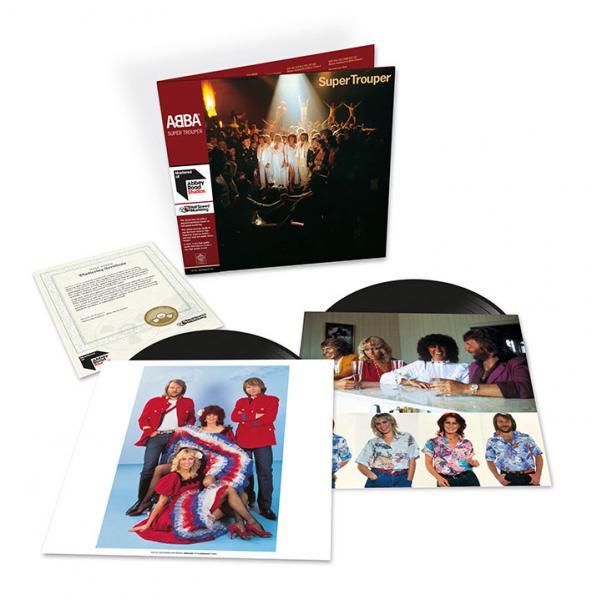 Neues ABBA Vinyl