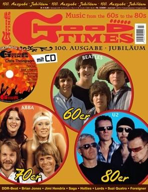 Goodtimes 100.Ausgabe mit ABBA