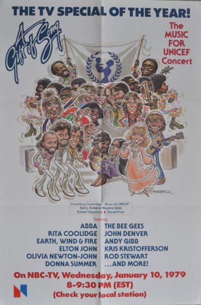 Björn Ulvaeus über Barry Gibb