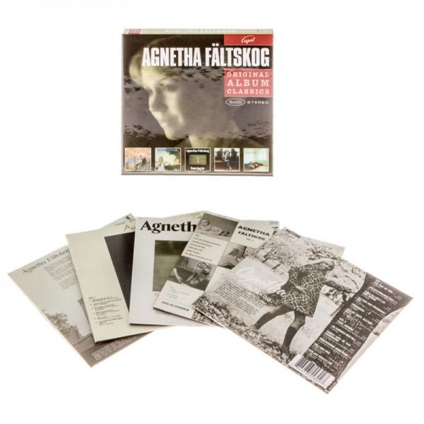 ABBA Orginal Album Classics - Ansicht komplett