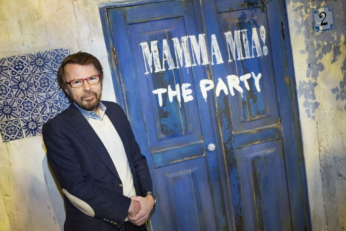 MAMMA MIA THE PARTY als Export