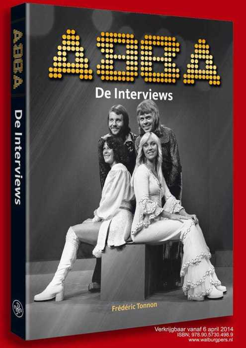 "Frèdèric Tonnons Buch ""De Interviews"""