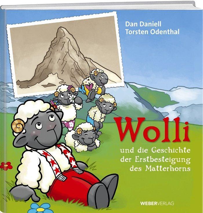 """Neues """"Wolli""""-Buch mit einem Vorwort von Frida"""