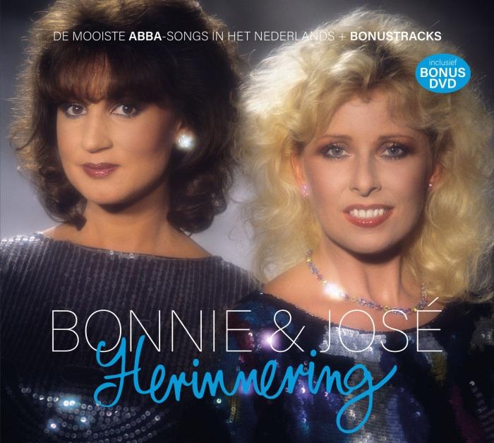 "Bonnie & Josè - CD/DVD ""Herinnering"""