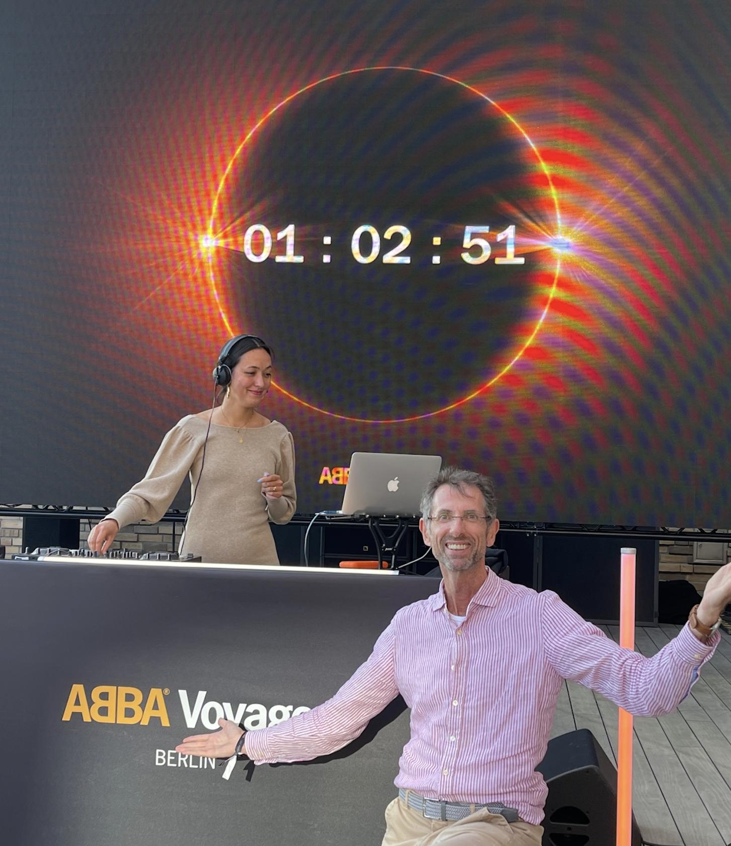 2. September 2021: ABBA is BACK !!!