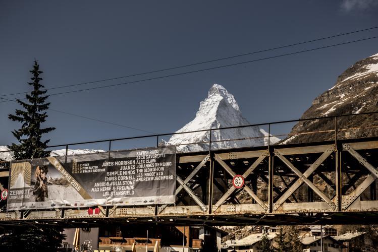"""Frida und """"Zermatt Unplugged"""""""