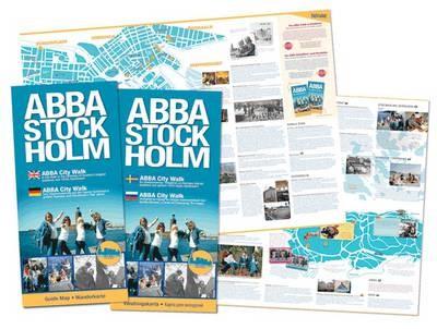 ABBA - Der Walk Stadtplan, neue 2. Ausgabe, kann vorbestellt werden