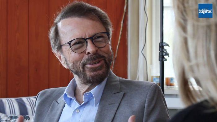 Interview Björn Ulvaeus