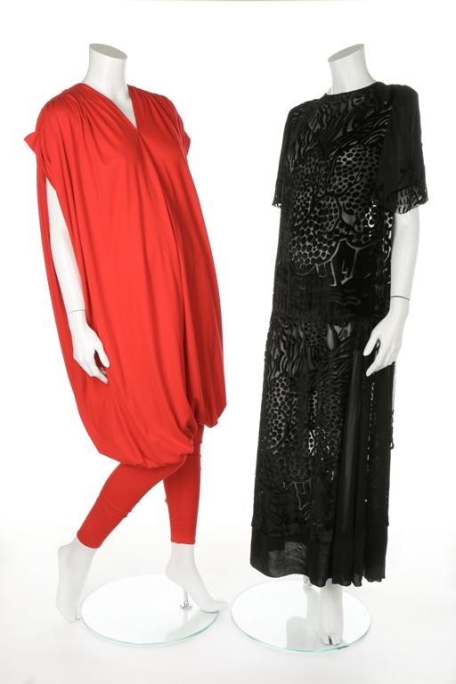 Versteigerte Frida-Kleider