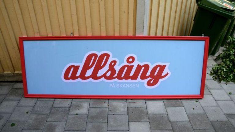 "Benny Andersson & Co. bei ""Allsång på Skansen"""