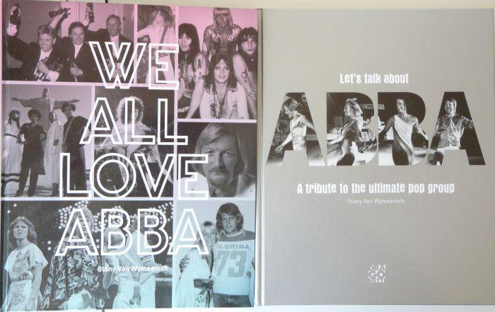 ABBA-Bücher von Stany Van Wymeersch