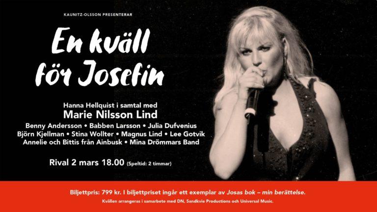 Tribute to Josefin Nilsson