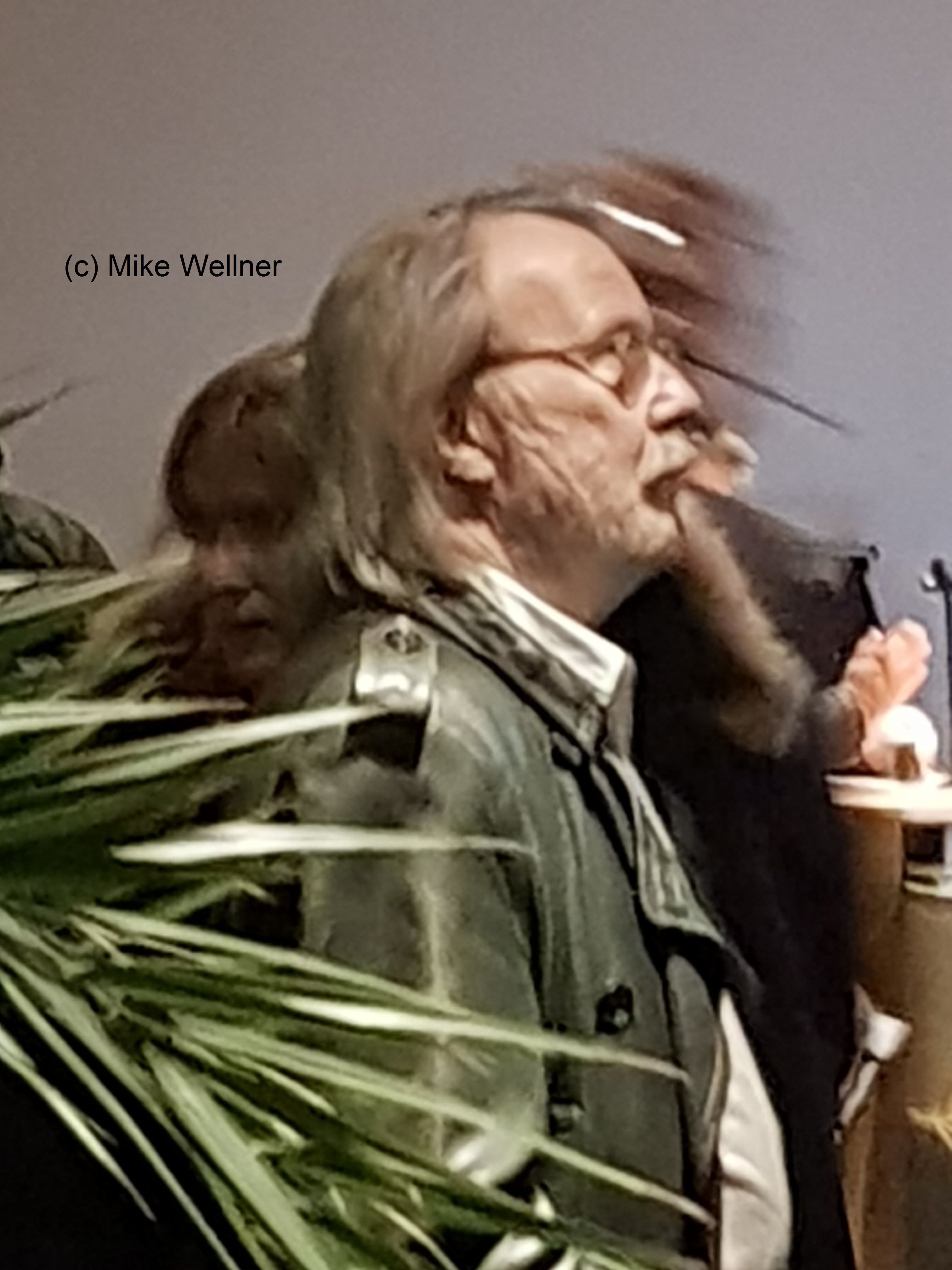 Benny in der ZDF-Gala