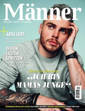Björn-Interview im Magazin Männer