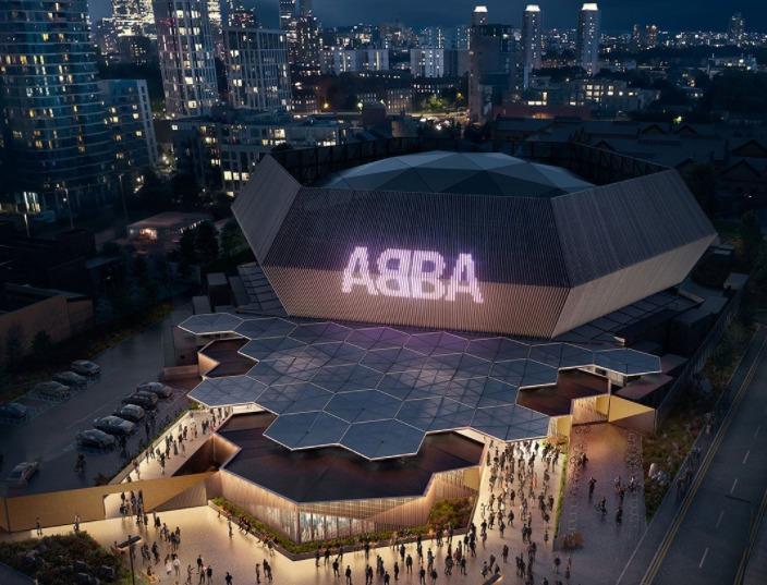 ABBA Voyage London