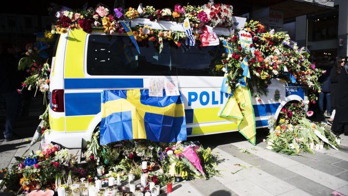 Björn zum Terror in Stockholm