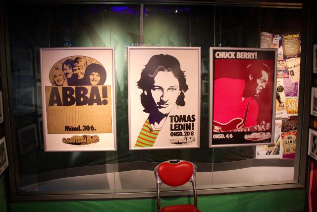 Ausstellung über Gröna Lund