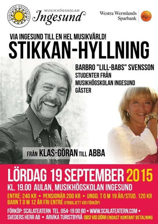 Musikschule ehrt Stig Anderson
