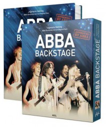 !Neu! ABBA Backstage von Ingmarie Halling, Co-Autor Carl Magnus Palm