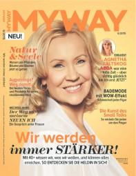 Agnetha Fältskog im Magazin