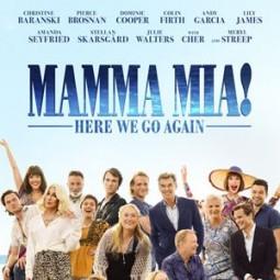 Mamma Mia! 2  Verlosungsaktion beendet