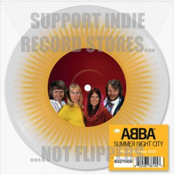 Transparente ABBA-Single