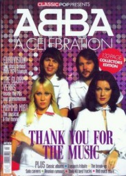 ABBA-Magazin in England
