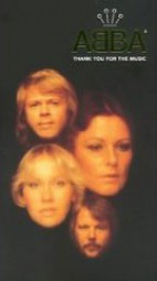 ABBA Thank You for the Music