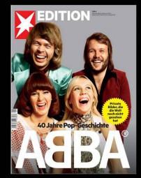 !ABBA - Stern-Edition