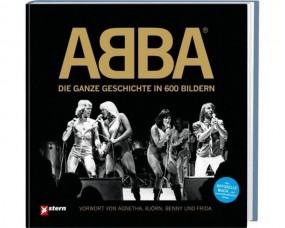ABBA: Die ganze Geschichte in 600 Bildern Gebundene Ausgabe