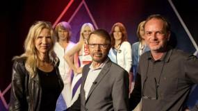 Liza Marklund trifft Björn Ulvaeus